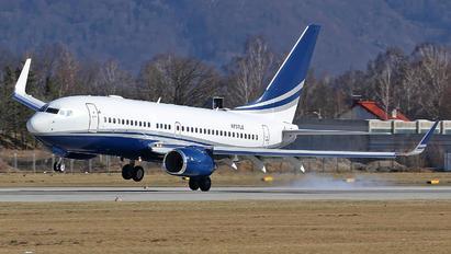 N373LE -  Boeing 737-700 BBJ