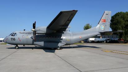 96-116 - Turkey - Air Force Casa CN-235M