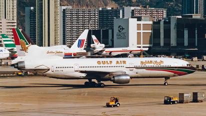 A40-TW - Gulf Air Lockheed L-1011-200 TriStar