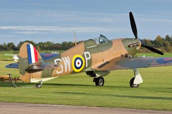 G-HITT - Flying Legends Hawker Hurricane Mk.I (all models)