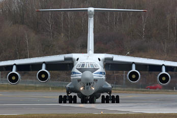 RA-78831 - Russia - Air Force Ilyushin Il-76 (all models)