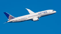 N27908 - United Airlines Boeing 787-8 Dreamliner aircraft