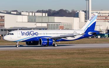 VT-IZQ - IndiGo Airbus A320 NEO