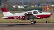 G-CJLI - Private Piper PA-28 Cherokee aircraft