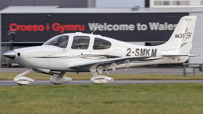 2-SMKM - Private Cirrus SR-22 -GTS