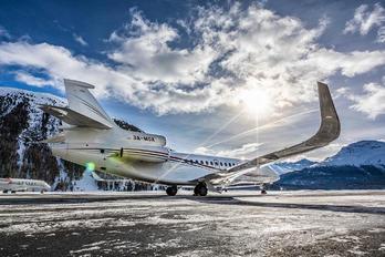 3A-MGA - Private Dassault Falcon 7X