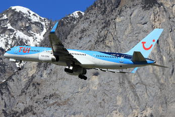 G-OOBF - TUI Airways Boeing 757-200