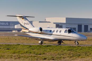D-IJLJ - Private Cessna 525 CitationJet