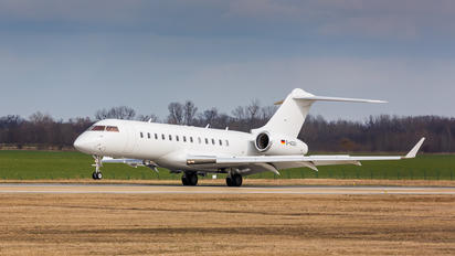 D-ACEV - Private Bombardier BD-700 Global Express