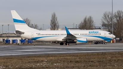 SP-ESD - Enter Air Boeing 737-8AS