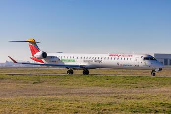 EC-MSB - Air Nostrum - Iberia Regional Canadair CL-600 CRJ-1000