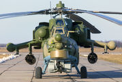 211 - Russia - Air Force Mil Mi-28 aircraft