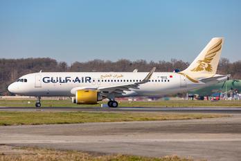F-WWBX - Gulf Air Airbus A320 NEO