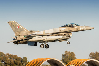 3064 - United Arab Emirates - Air Force Lockheed Martin F-16E Fighting Falcon