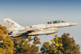 3024 - United Arab Emirates - Air Force Lockheed Martin F-16E Fighting Falcon
