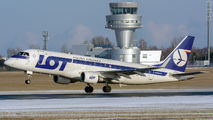SP-LIN - LOT - Polish Airlines Embraer ERJ-175 (170-200) aircraft