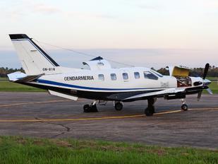 GN-816 - Argentina - Gendarmeria Socata TBM 850