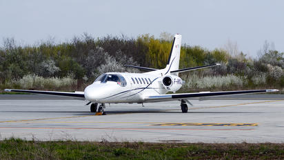 F-HMXL - Private Cessna 550 Citation II