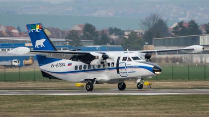 RA-67664 - Polyarnye Avialinii LET L-410UVP-E Turbolet