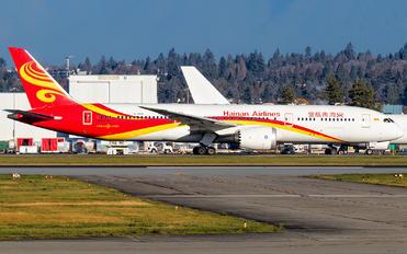 B-7835 - Hainan Airlines Boeing 787-9 Dreamliner