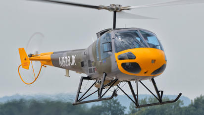 N829JK - Czech - Air Force Enstrom 480B