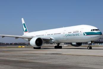 B-KQJ - Cathay Pacific Boeing 777-300ER