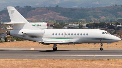 N108FJ - Untitled Dassault Falcon 900 series