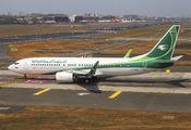 Special charter flight of Iraqi B738 to Mumbai title=