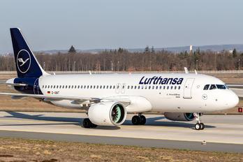 D-AINT - Lufthansa Airbus A320 NEO