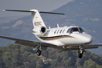 N525RZ - Private Cessna 525 CitationJet