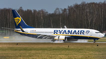 EI-GXN - Ryanair Boeing 737-8AS aircraft
