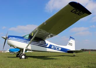 N71CW - Private Cessna 180 Skywagon (all models)