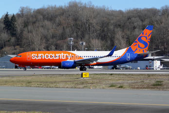 N831SY - Sun Country Airlines Boeing 737-800