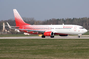 VP-BOB - Rossiya Boeing 737-800