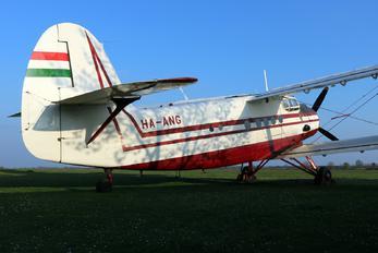 HA-ANG - Private Antonov An-2
