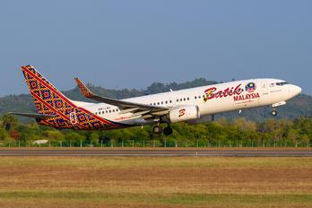 9M-LNC - Batik Air Malaysia Boeing 737-8GP