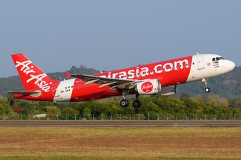 9M-AHZ - AirAsia (Malaysia) Airbus A320