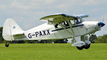G-PAXX - Private Piper PA-20 Pacer aircraft