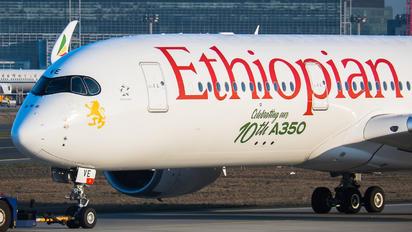 ET-AVE - Ethiopian Airlines Airbus A350-900