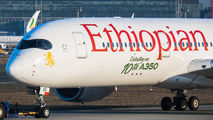 ET-AVE - Ethiopian Airlines Airbus A350-900 aircraft