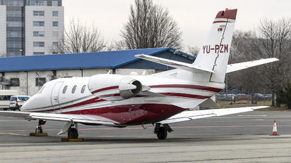 YU-PZM - Airpink Cessna 560XL Citation XLS