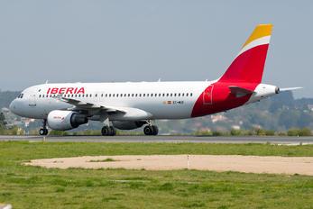 EC-MUF - Iberia Airbus A320