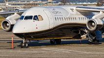 C-FSUA - North Cariboo Air British Aerospace BAe 146-300/Avro RJ100 aircraft