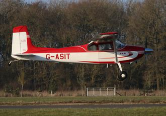 G-ASIT - Private Cessna 180 Skywagon (all models)
