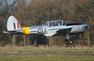 G-AOSK - Private de Havilland Canada DHC-1 Chipmunk aircraft