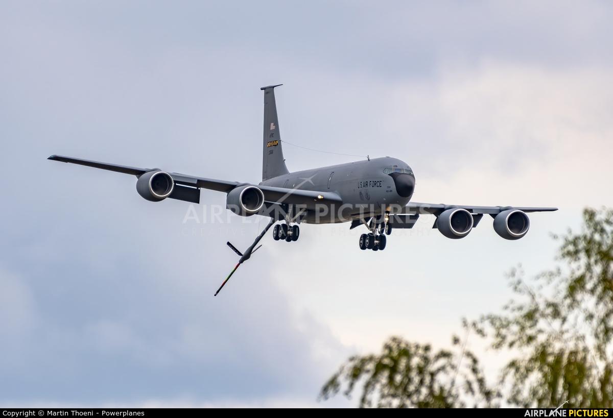 USA - Air Force AFRC 62-3556 aircraft at Kleine Brogel