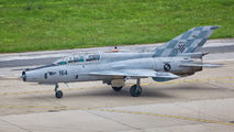 164 - Croatia - Air Force Mikoyan-Gurevich MiG-21UMD aircraft
