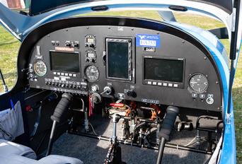 I-A753 - Private Evektor-Aerotechnik EV-97 Eurostar SL