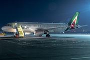 EI-DSI - Alitalia Airbus A320 aircraft