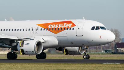 G-EZEN - easyJet Airbus A319